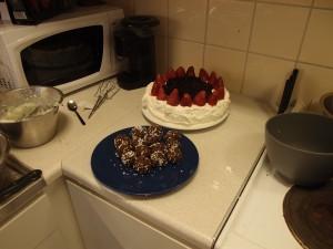 Tårtan!